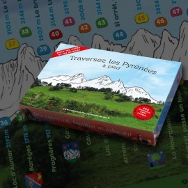 """"""" Traversez les Pyrénées à pied """" le Jeu"""