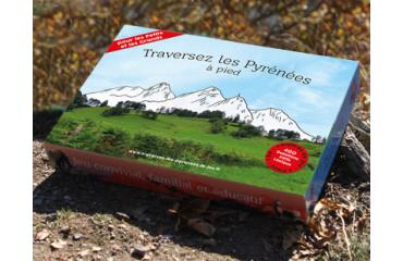 """"""" Traversez les Pyrénées à pied """" le Jeu Nouveau est arrivé!"""